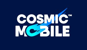 Cosmic Mobile Logo